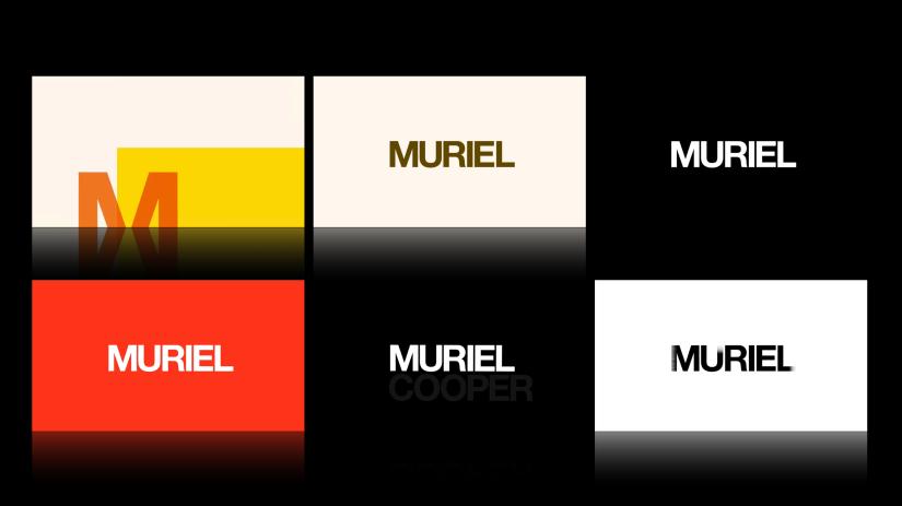 Pentagram Videos for Muriel CooperEvent